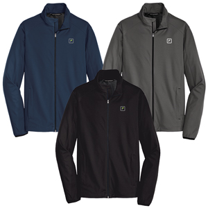08. Port Authority® Active Soft Shell Jacket